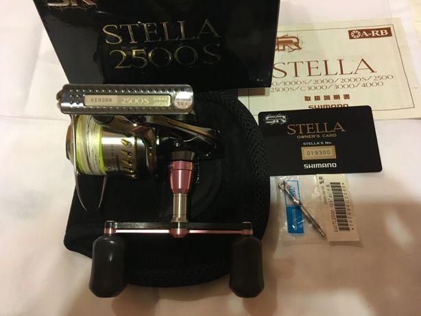 04 Shimano Stella-2500S JAPAN-IGŁA