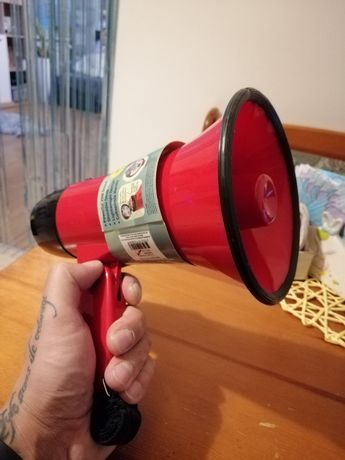 Megafon dla kszykaczy
