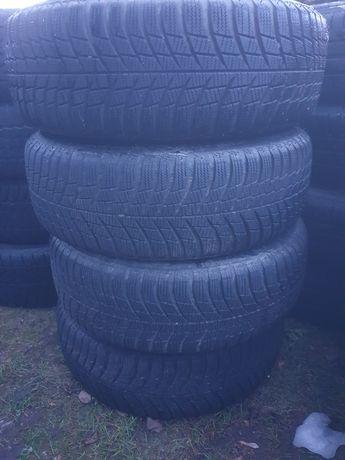 Opony zimowe Bridgestone blizzak lm 001 205/60/16 dot 4017 9mm