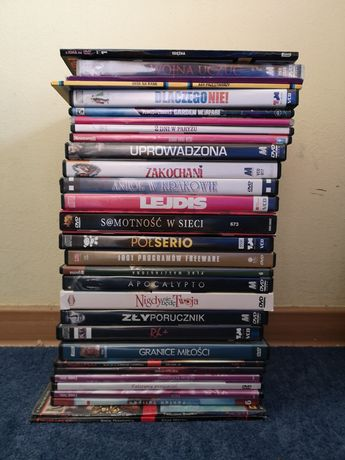 Filmy na dvd (ponad 30 filmów )
