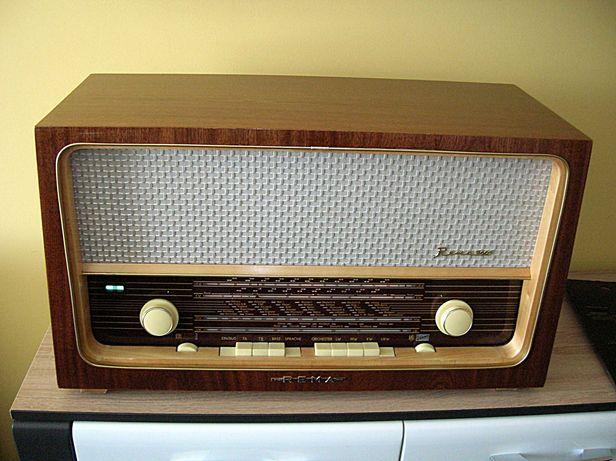 Radio lampowe REMA 2001