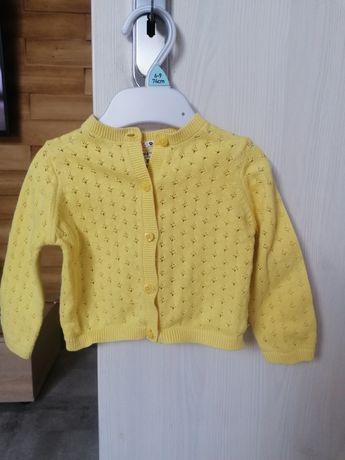 Sweterek rozpinany