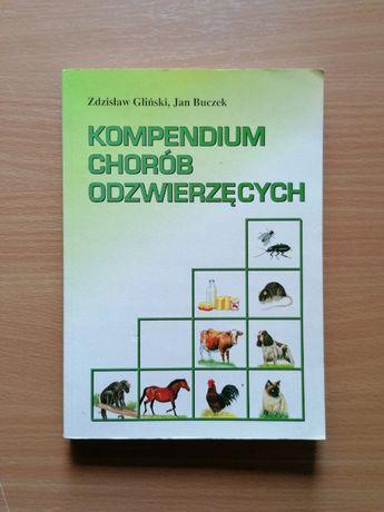 Kompendium chorób odzwierzęcych, Gliński, Buczek, Wyd. AR Lublin 1999