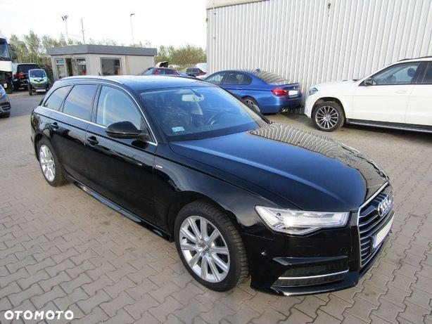 Audi A6 2.0tdi 190km S Line Lift Salon Polska Cena Brutto