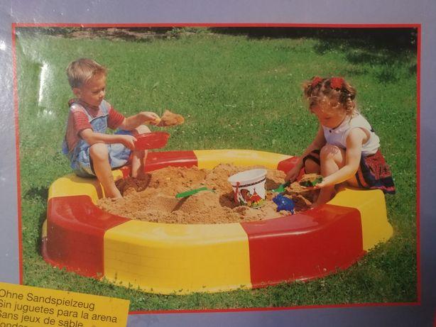Parque / Piscina de bolas ou areia p ctiança
