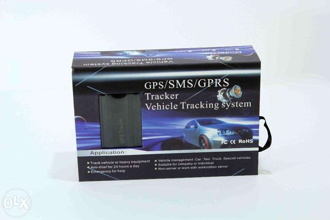 GPS103B+ Localizador Veiculos, de corte de corrente