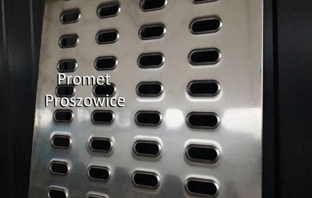 Blacha LOHR 4mm Aluminiowa 2m lub 2,5m / 50 / 62,5 / 75 cm / LAWETA