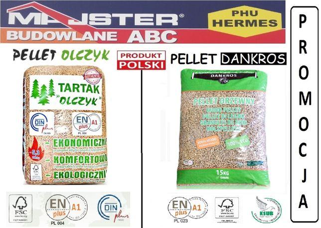 EKOGROSZEK workowany Sztygar ULTRA 28 MJ Certyfikat, Pellet Hurt Tanio