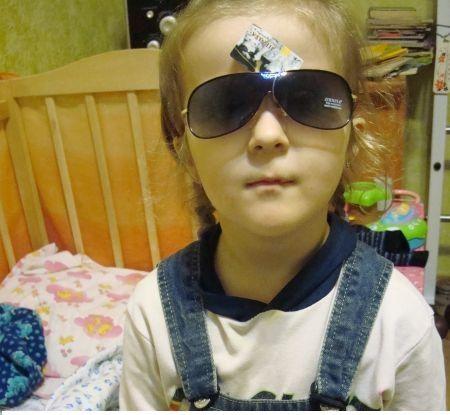 очки детские