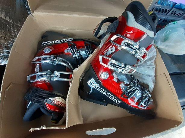 Buty narciarskie Salomon Impact X7 roz. 25
