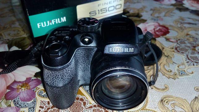 Фотоаппарат fujifilm s1500