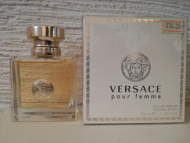 Perfumy Versace Pour Femme