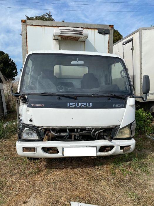 ISUZU nqr 71P - вантажний ізотермічний фургон Гавриловка - изображение 1