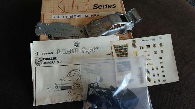 LUSO TOYS Porsche Aurora kit completo