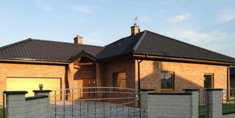Nowy dom wolnostojący z cegły 270m