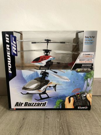 Helicóptero telecomandado - Novo
