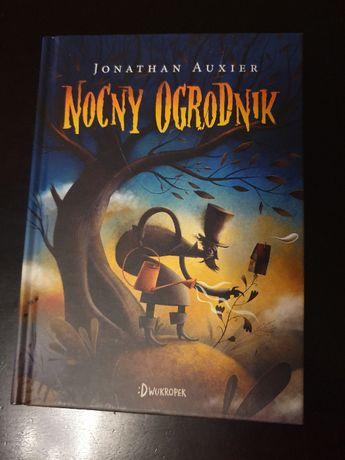 Nocny Ogrodnik Jonathan Auxier