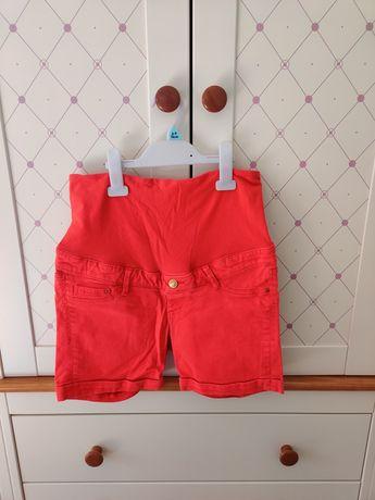 Spodenki ciążowe H&M s 36 spodnie ubrania