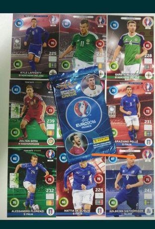 Euro 2016 França cards