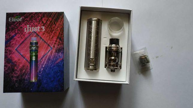 электронная сигарета, вейп ELEAF IJUST 3 Silver (ORIGINAL)