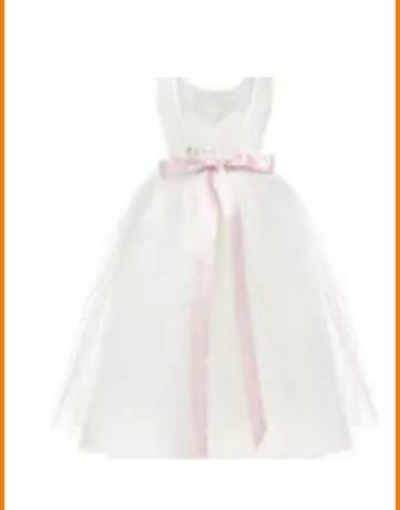 Бальное платье. 10 лет
