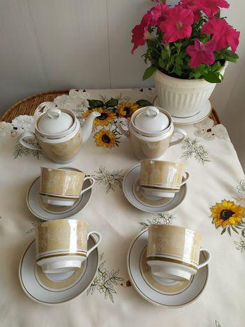Чайный набор / сервис из 8 предметов