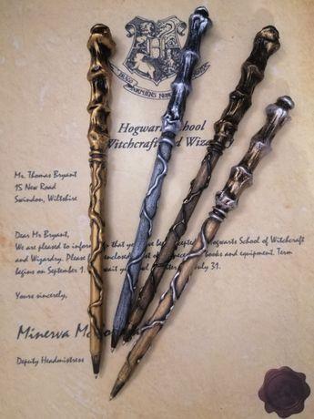 Ручка - волшебная палочка Гарри Поттера