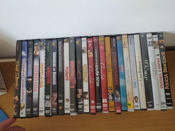 Filmes DVD (25 Unid.)