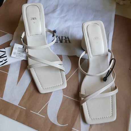 Zara 36 размер новая коллекция кожа