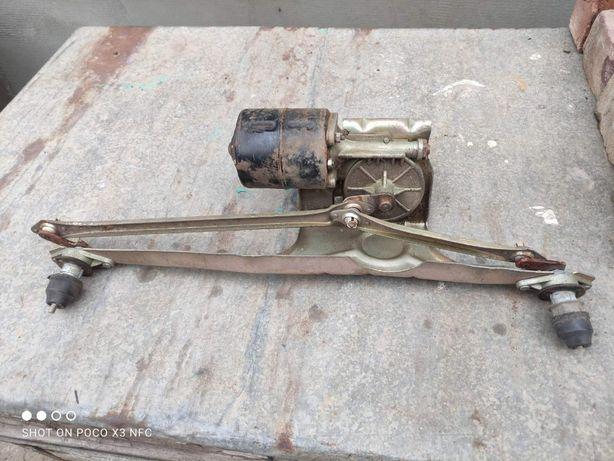 Механизм дворников с мотором на Москвич 412