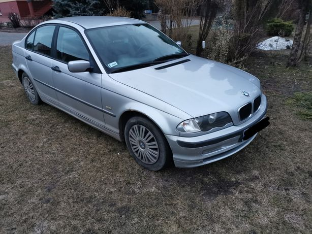 BMW E46 320 D sprzedam