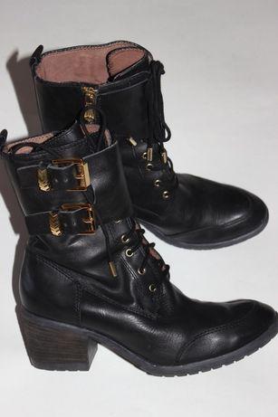 Donald J Pliner женские ботинки р. 38 Max Mara Baldinini