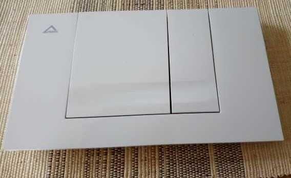 Płytka biała WC FRIATEC model 333901