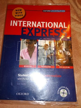 International express student's book pre- intermediate Oxford business