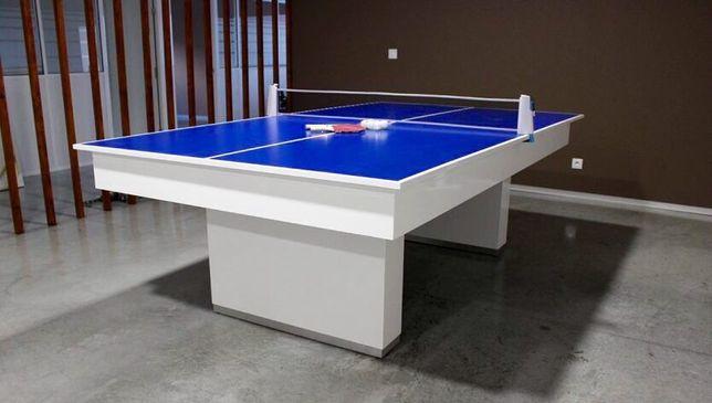 Bilhares europa fabricante Mod Lisboa oferta tampo Ping pong