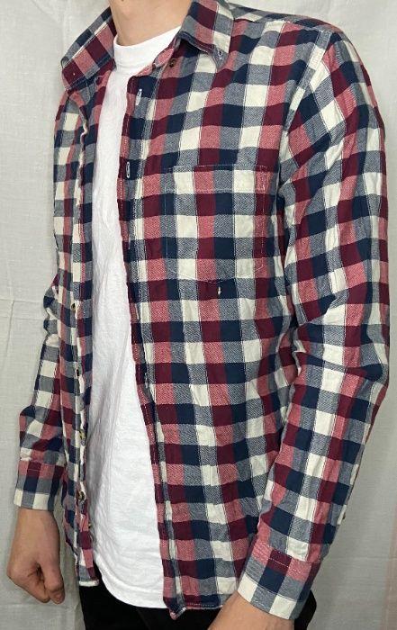 Фланелевая рубашка в клетку Покровское - изображение 1