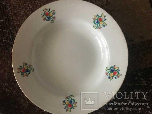 Продам советские тарелки