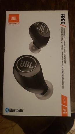Sluchawki JBL free