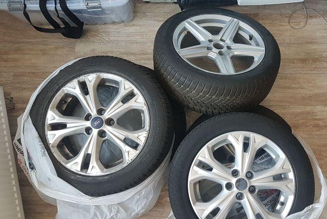 Шини/диски Ford S-Max