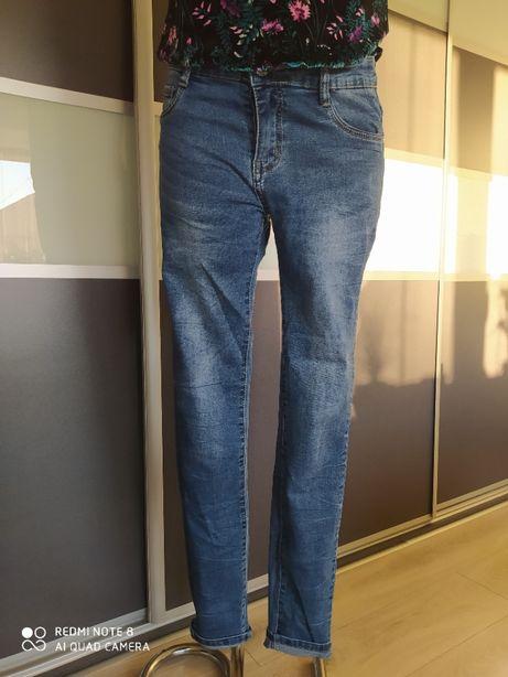 Spodnie damskie jeansy BS Jeans r.36