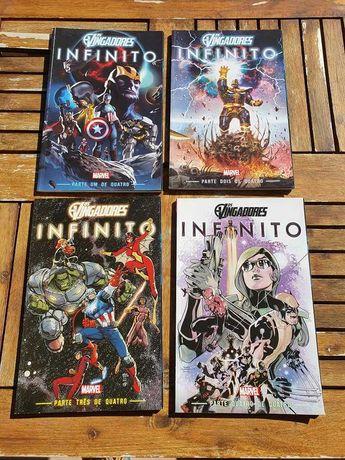 Os Vingadores - Infinito - Marvel