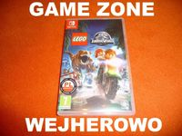 LEGO Jurassic World PL Nintendo Switch / Lite Wejherowo