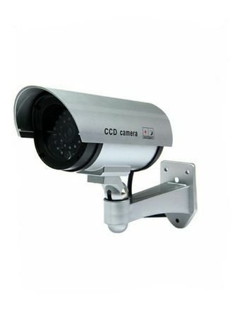 Камера видеонаблюдения муляж видео для дом офис LED светодиод обманка