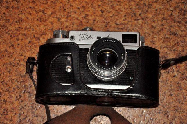 Aparat fotograficzny analogowy ZORKI 4
