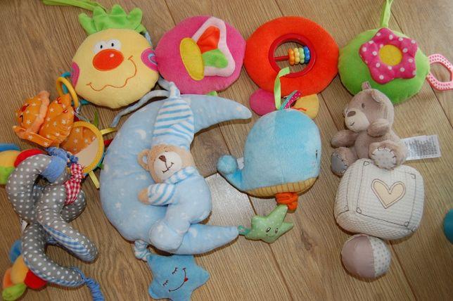 Музыкальные развивающие игрушки на кроватку, коляску