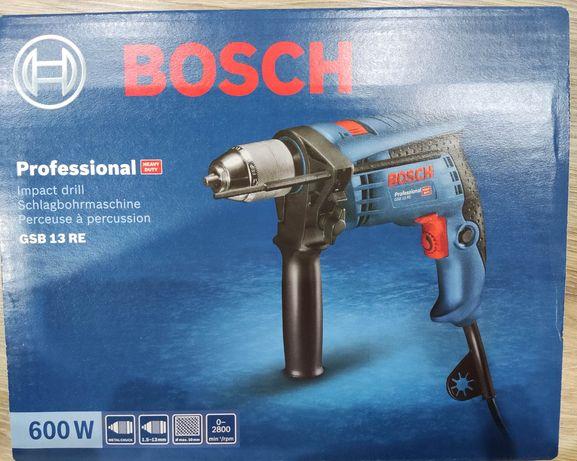 Wiertarka Bosch Profesional niebieska