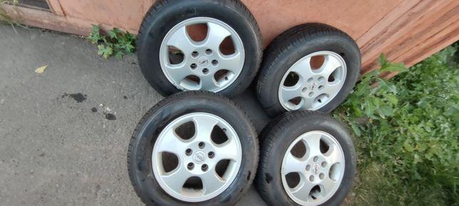 Диски колеса Опель Opel 195 65 15 ET 49 5/110/15