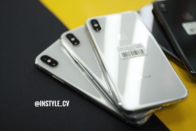 iPhone X 10 64 256 Silve Space з USA та EU Гарантія від магазину