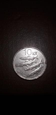 Монета 10 крон