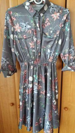 Плаття, прекрасна сукня з квіточками.